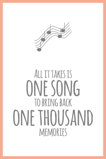 one-song